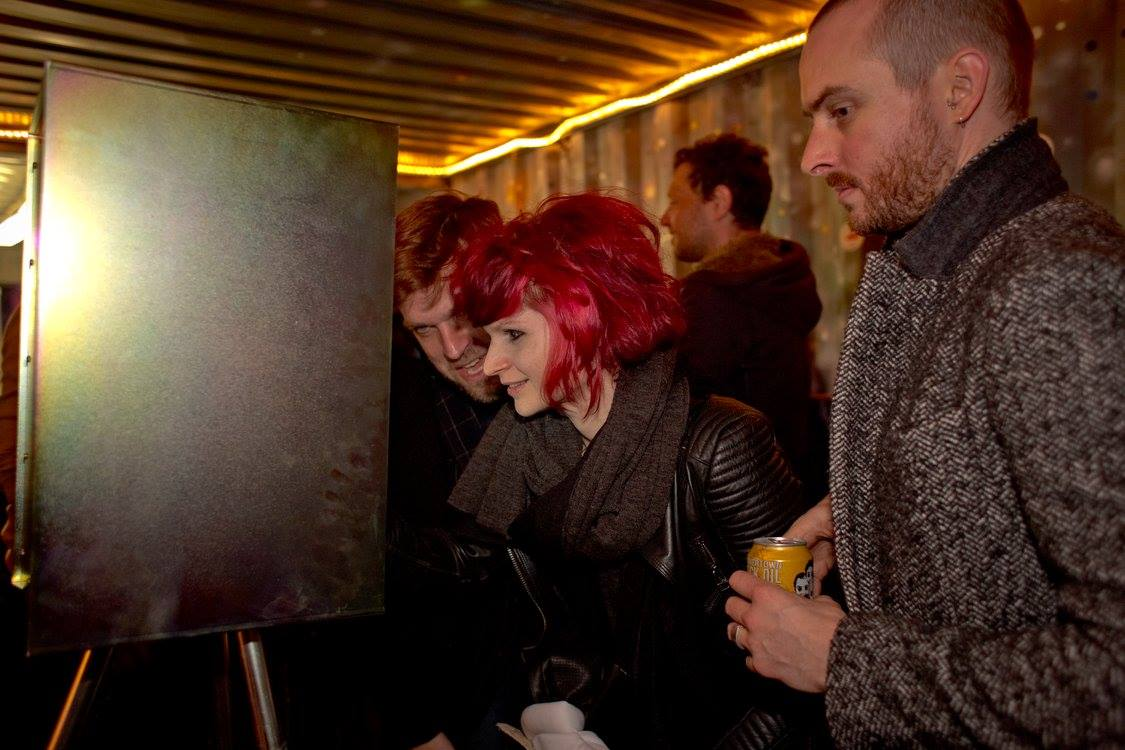 The London Lightbox Open Air Photo Booth