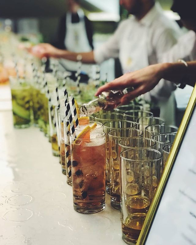 It's definitely a Pimm's day! Last week we joined @twentyninelondon for the Pimm's Vodka Cup party by @diageo. PIMM'S O'CLOCK GUYS! 🎉🌞