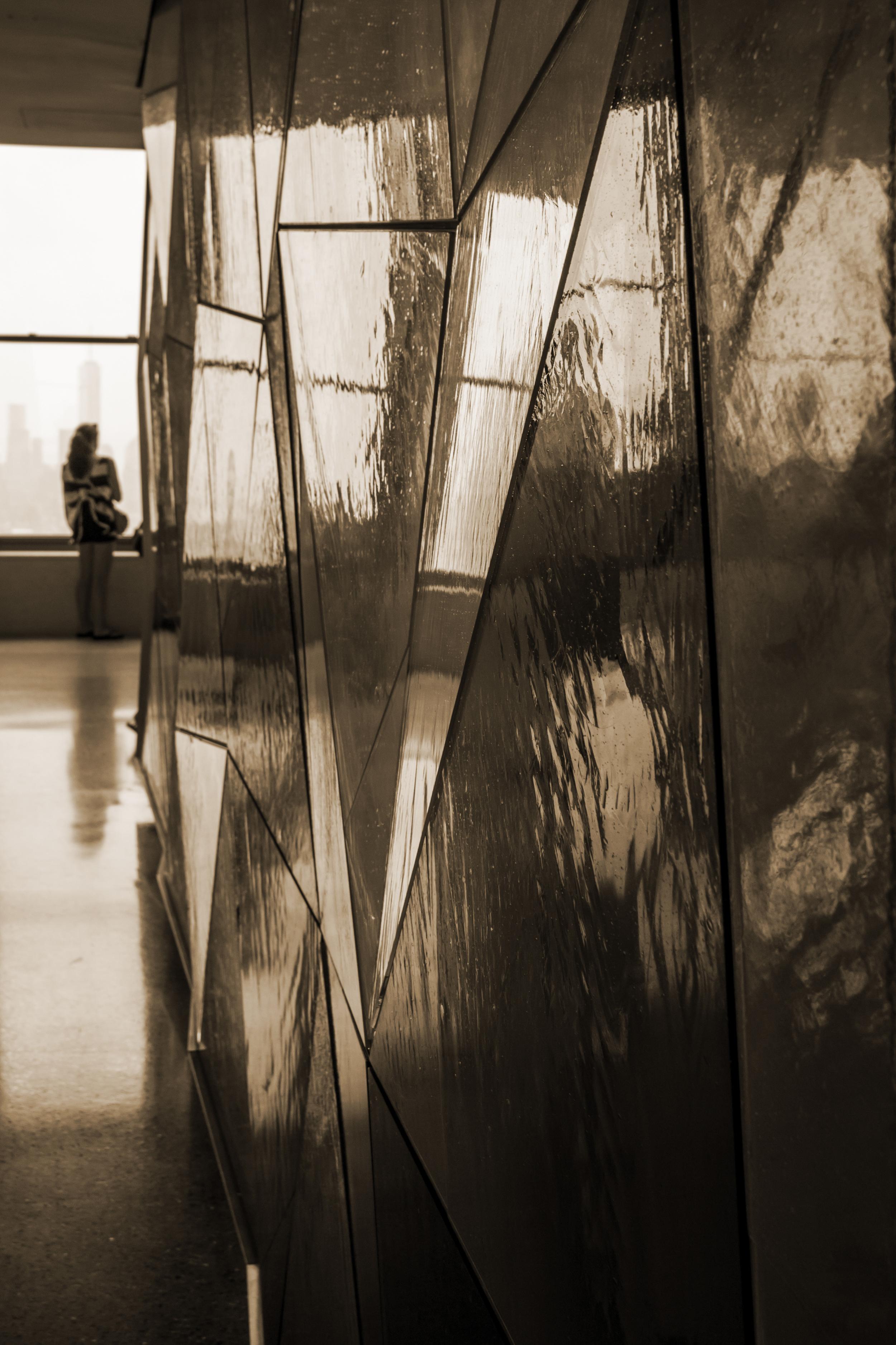 Rockefeller Center Inside Observation Area