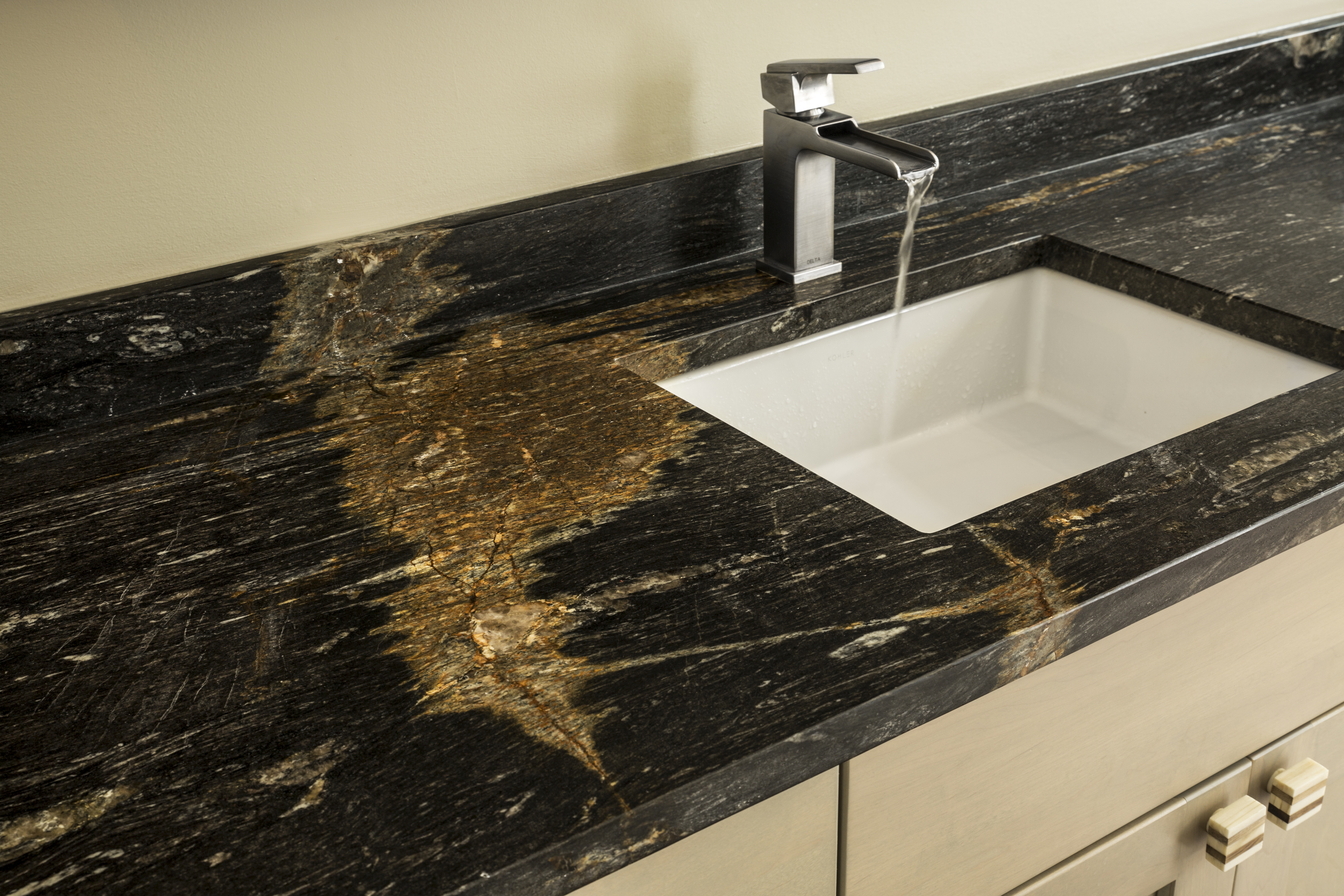 Constellation Natural Countertop for Seven Stone