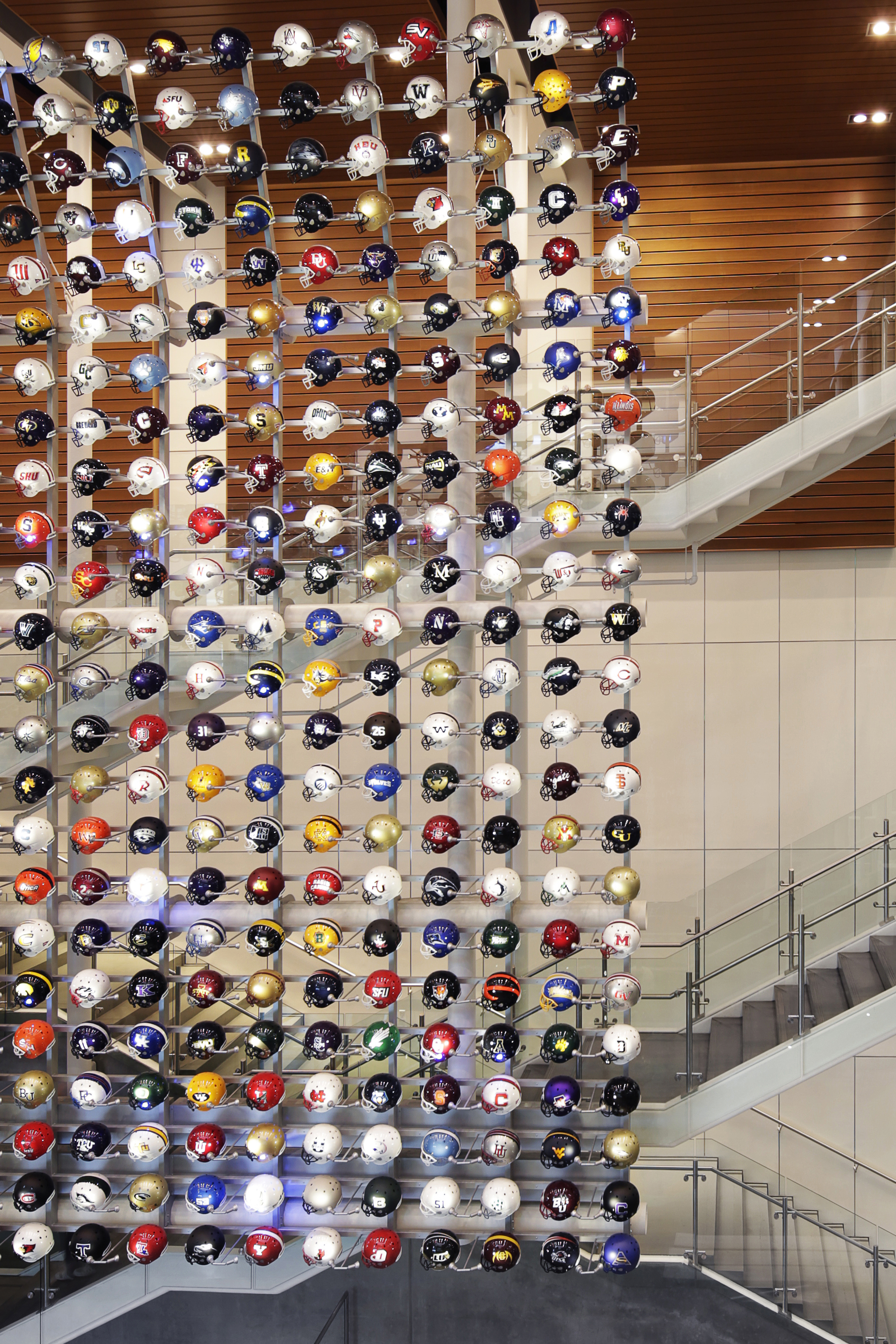 College Football Hall of Fame, Atlanta, GA