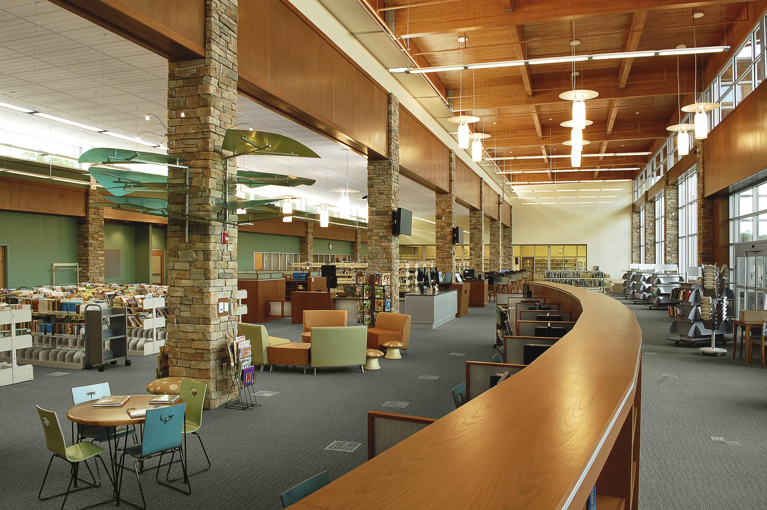Newton Porter Library Atlanta, GA for Hogan Construction Group