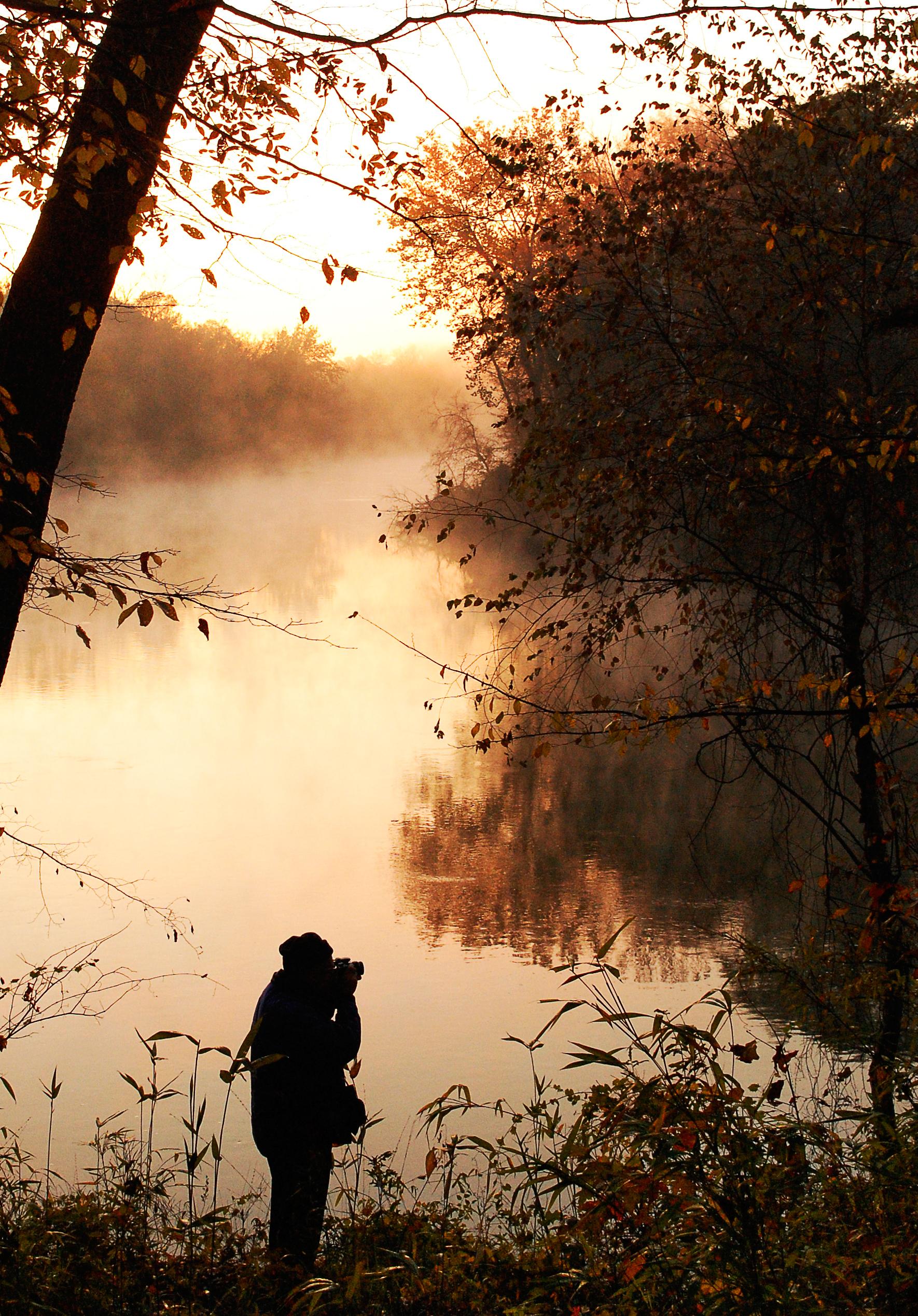 National Geographic Photographer Portrait, McIntosh Reserve, Whitesburg, GA