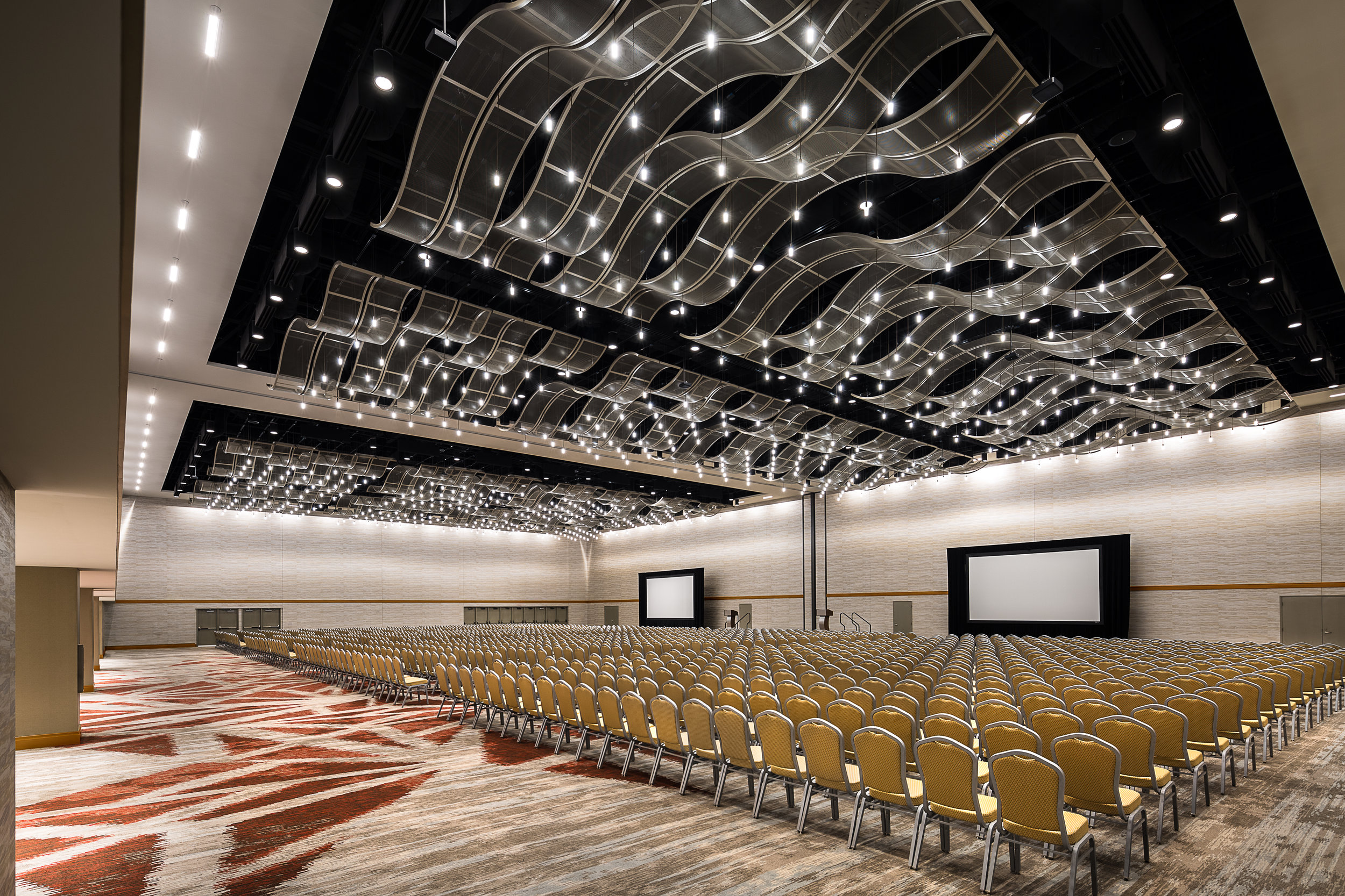 Atlanta Hilton Salon for Lighting Company, Viso, Inc.