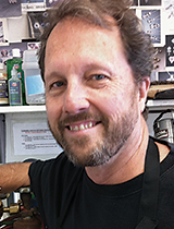 Jonathan Russell, Faculty