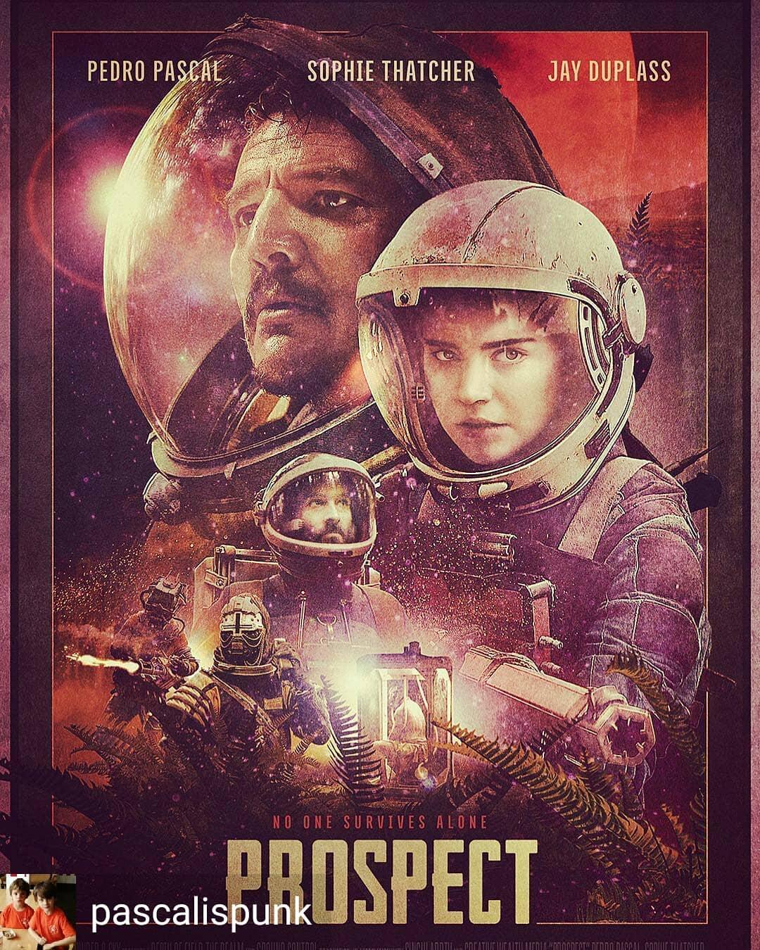 Prospect Movie Poster   Film Opens Nov. 2