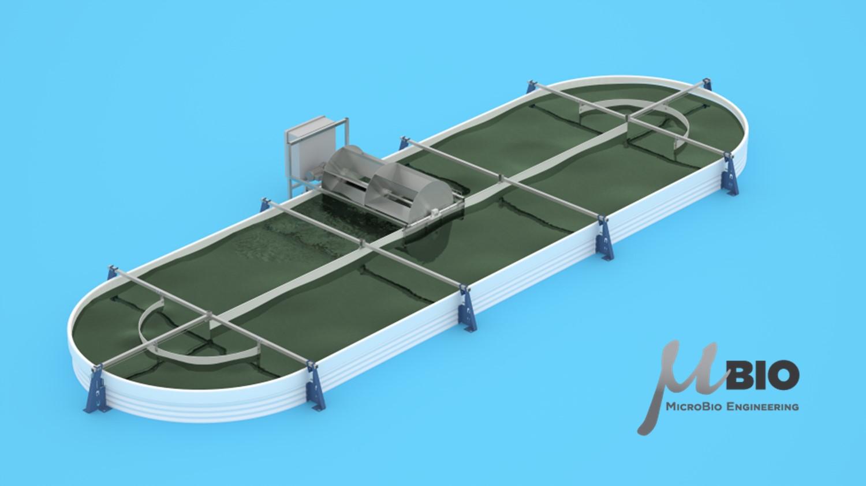 RW29 MicroBio Engineering AlgaeRaceway
