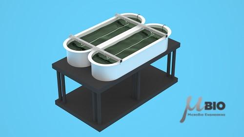 RW0.5i MicroBio Engineering AlgaeRaceway