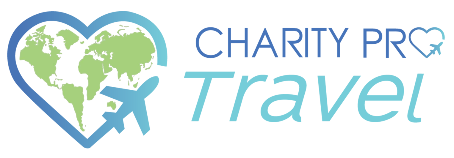 Book your travel and Charity Pro makes a donation to Words on Wheels