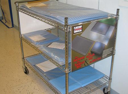 Wheeled Storage Unit™