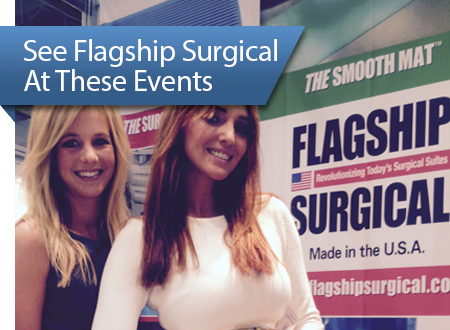 See Flagship Surgical At These Events