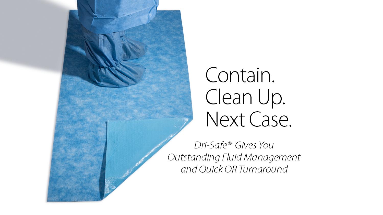 Flagship Surgical Dri-Safe® Absorbent Pads