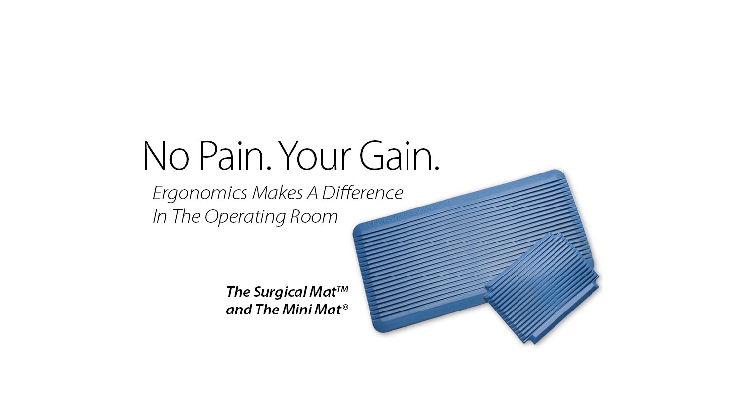The Surgical Mat™ from Flagship Surgical