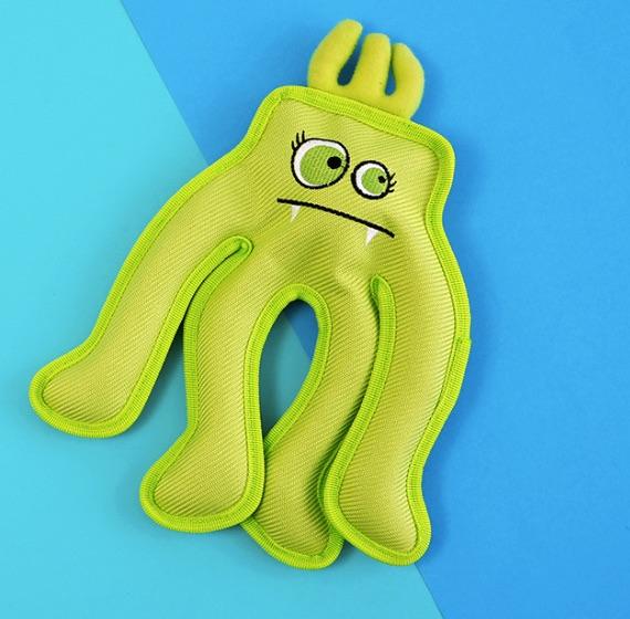 Barkshop Chicklet Alien Dog Toy