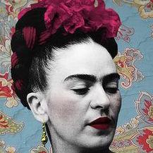 Frida Kahlo Portrait