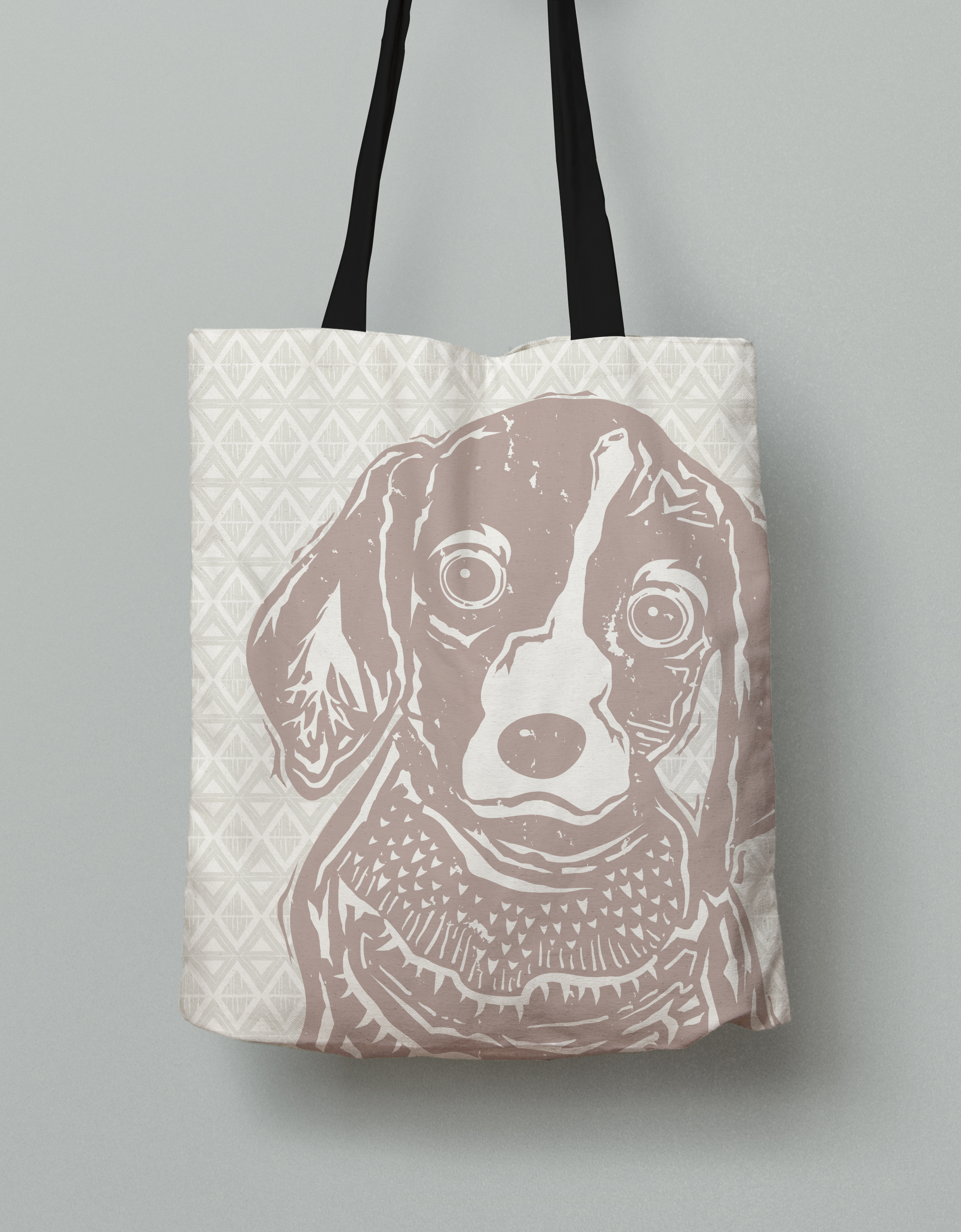 Barkley and Wagz Tote Bags