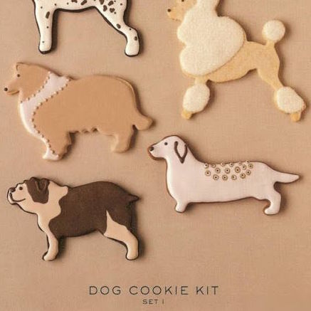Martha By Mail Dog Cookie Cutters