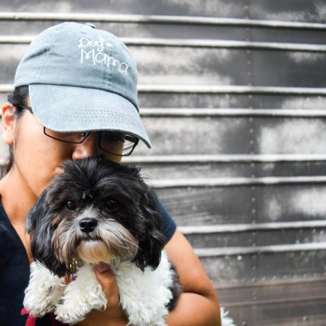 NEW! - 7 Colors! Dog Mama Fur Mama Baseball Hat | Adjustable One Size Fits All Cap for Dog Lovers | Custom Embroidered Personalized Hat