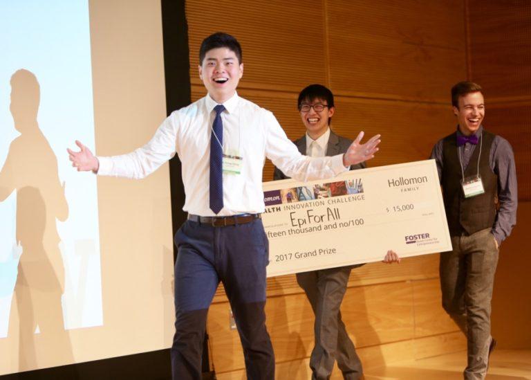 Photo credit: Matt Hagen / UW Buerk Center for Entrepreneurship