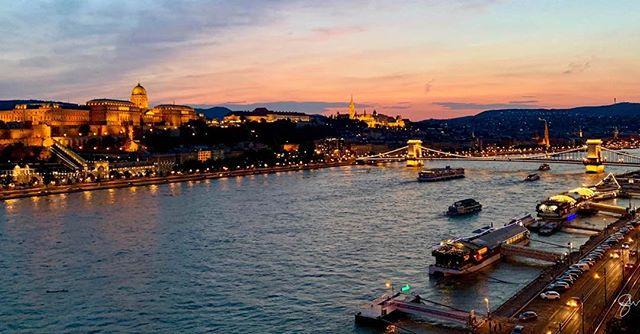 Last night in Budapest