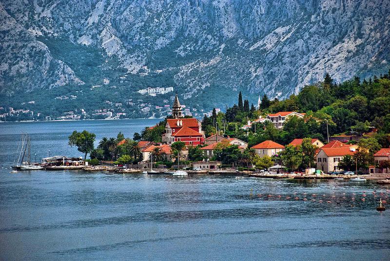 Dobrota, Montenegro