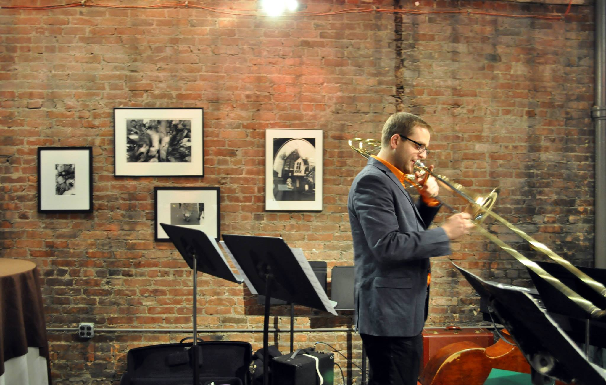 Music and Cocktails performance
