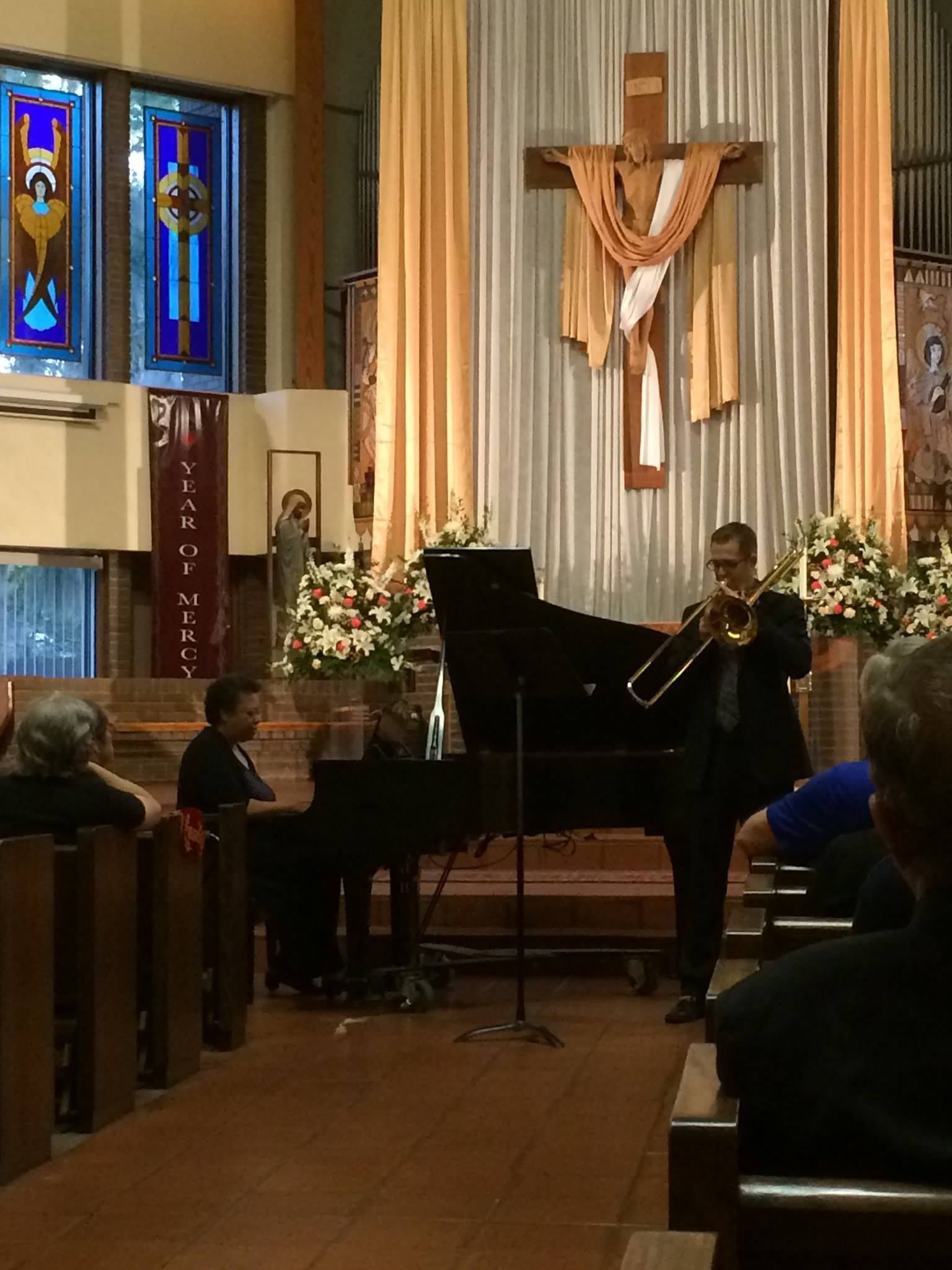 Performing Nansi Carroll's A City Called Heaven