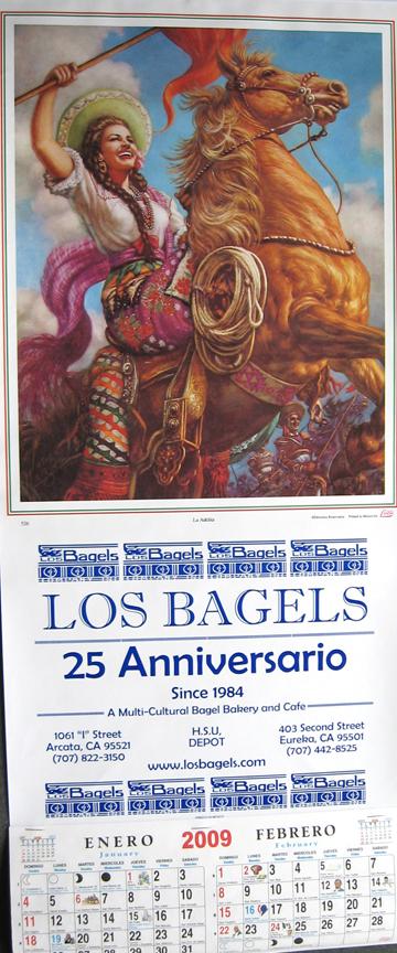 Los Bagels in the Redwoods La Adelita.jpg