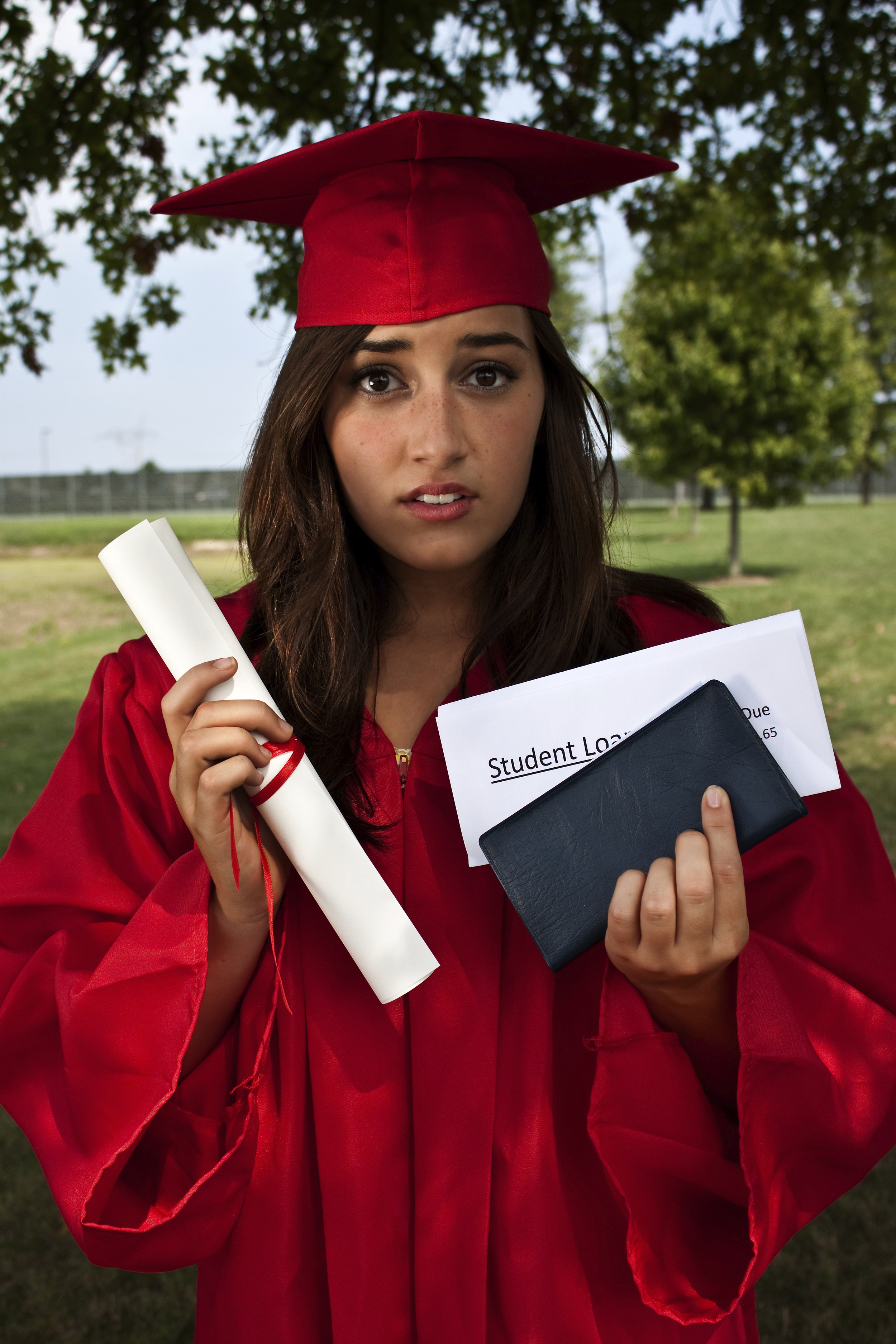 Focusing on the Right Outcomes   Why the piece of paper they graduate with better be an offer letter.