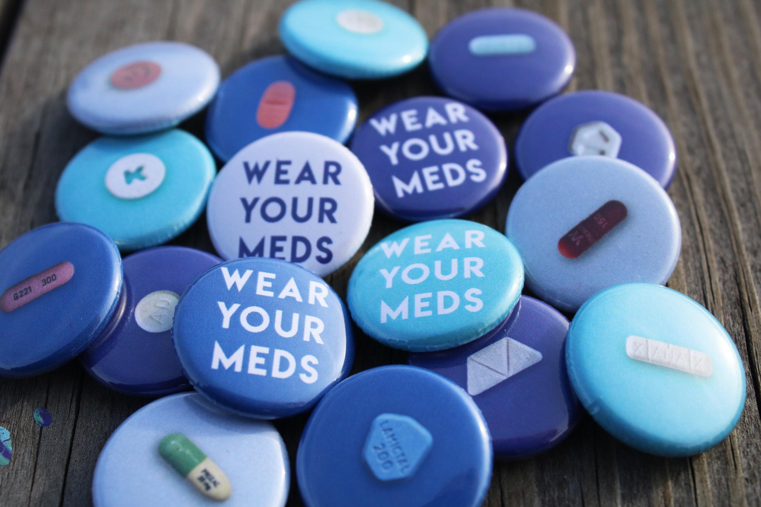 Lauren Weiss - Wear Your Meds