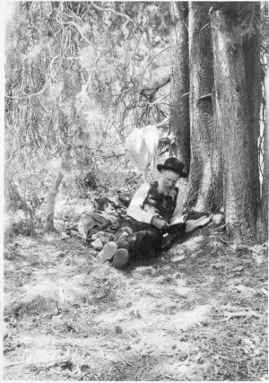 Past President John Muir. Photo: Courtesy of the AAC Library