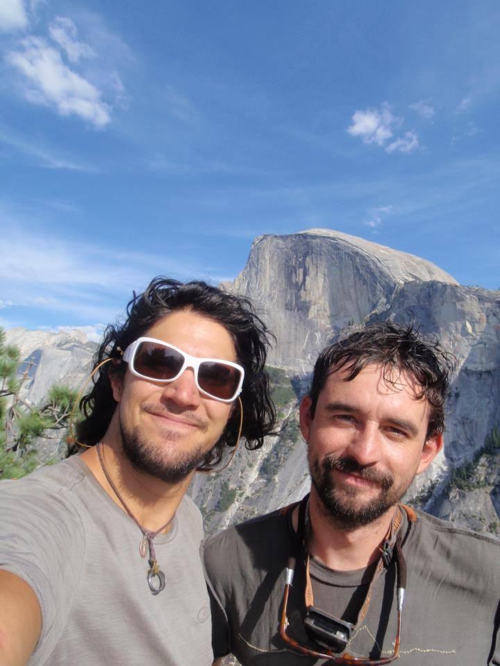 Steven Lozano (left) and Kurt Williams.