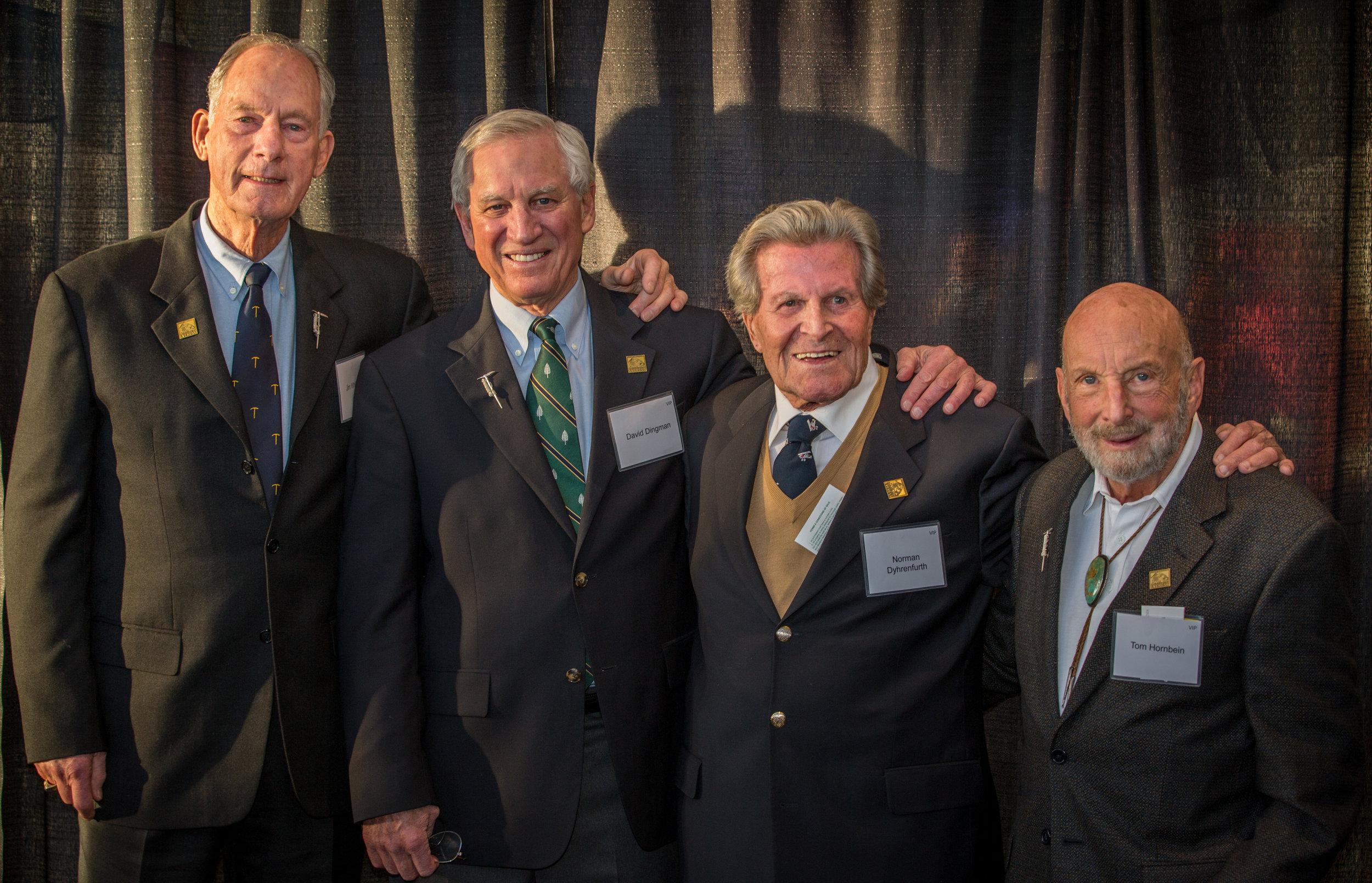 2013 Gold Medal Awardees. Photo: Jim Aikman