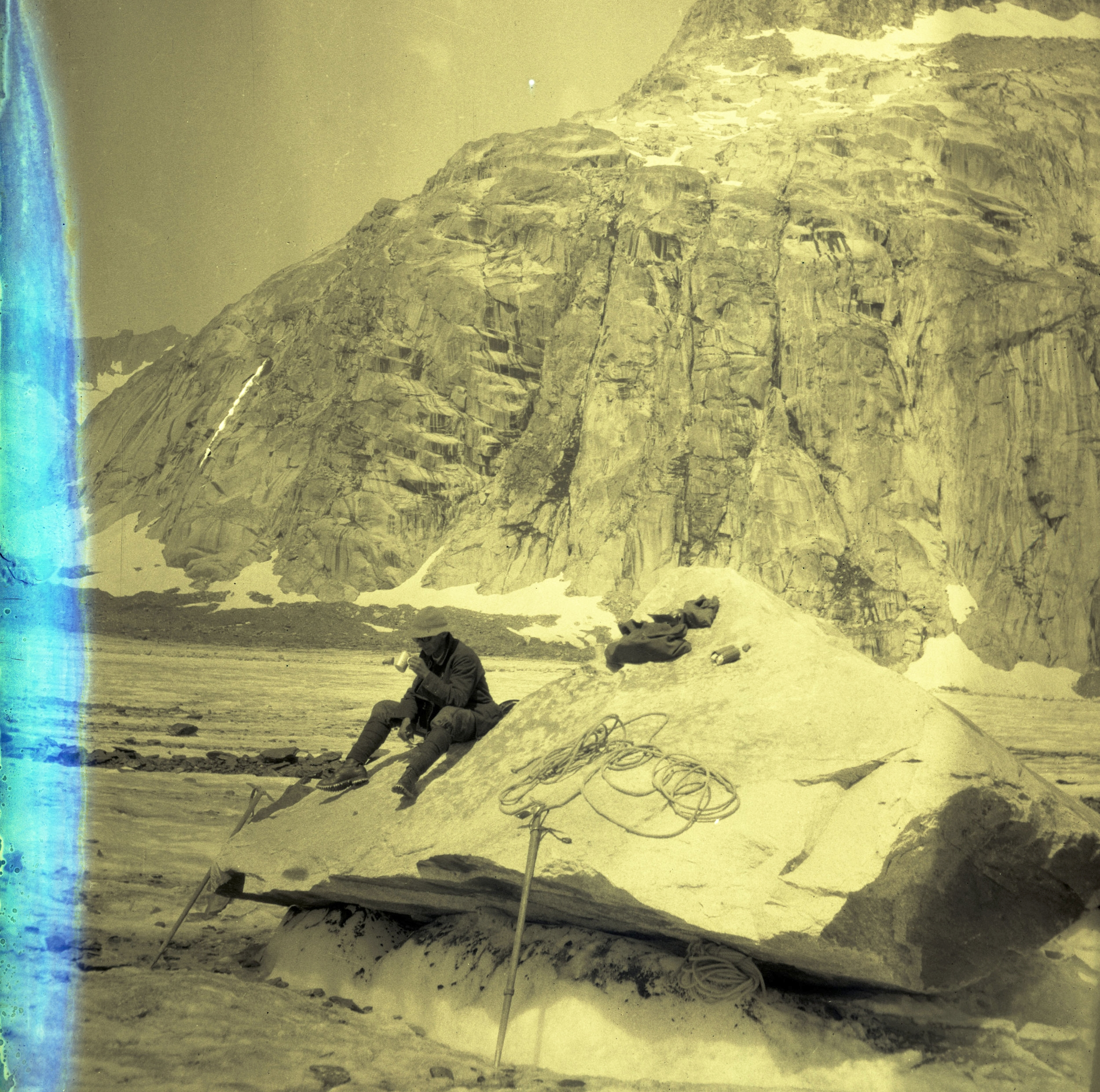 Glacial table, circa 1905