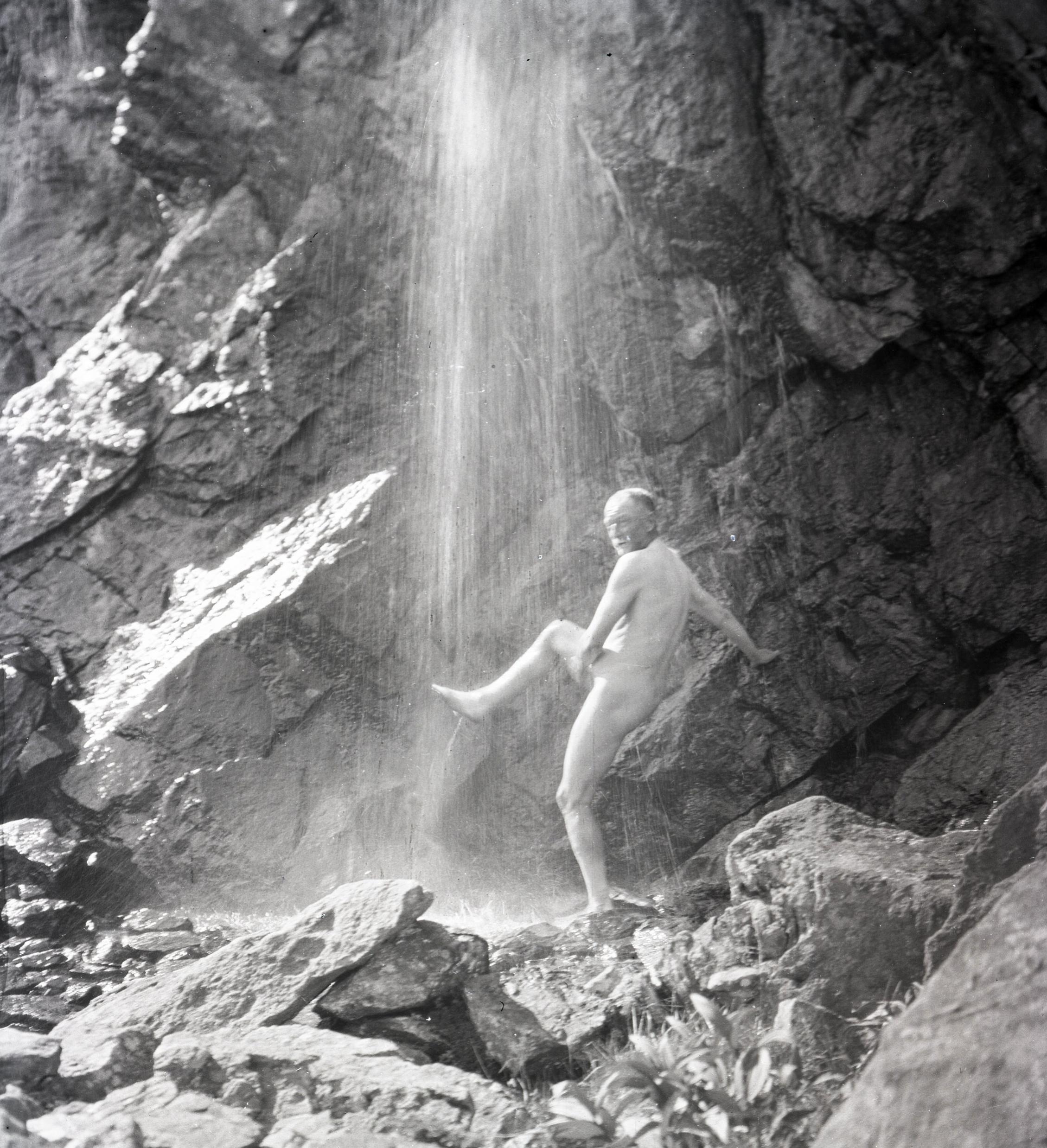 The Shower, circa 1910