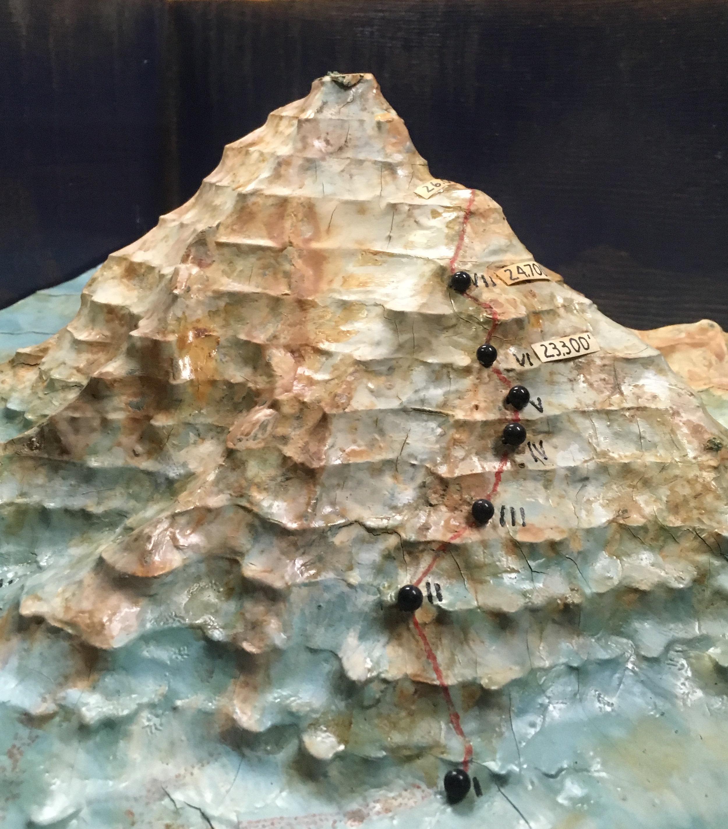The Abruzzi Ridge