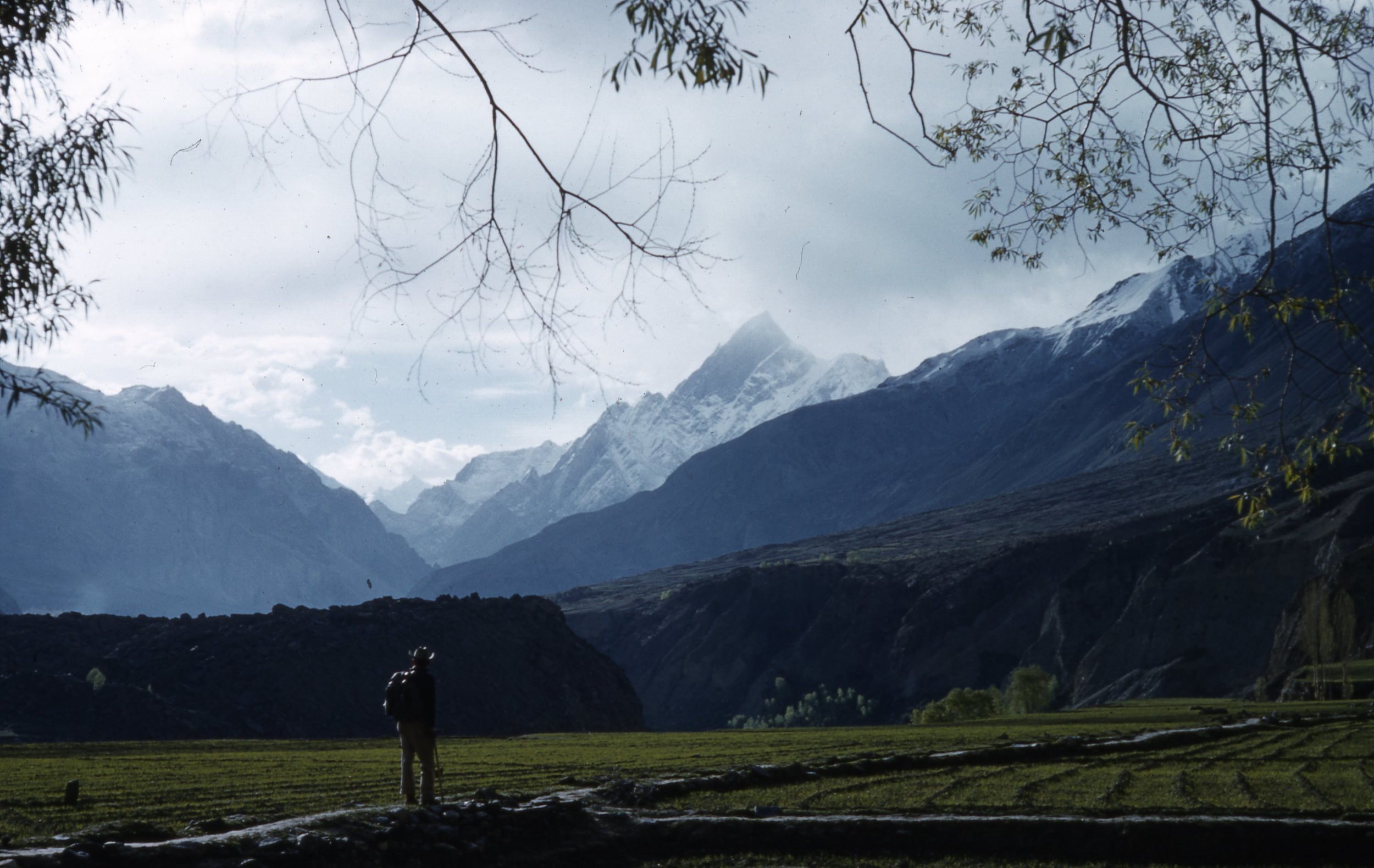 View of Hidden Peak