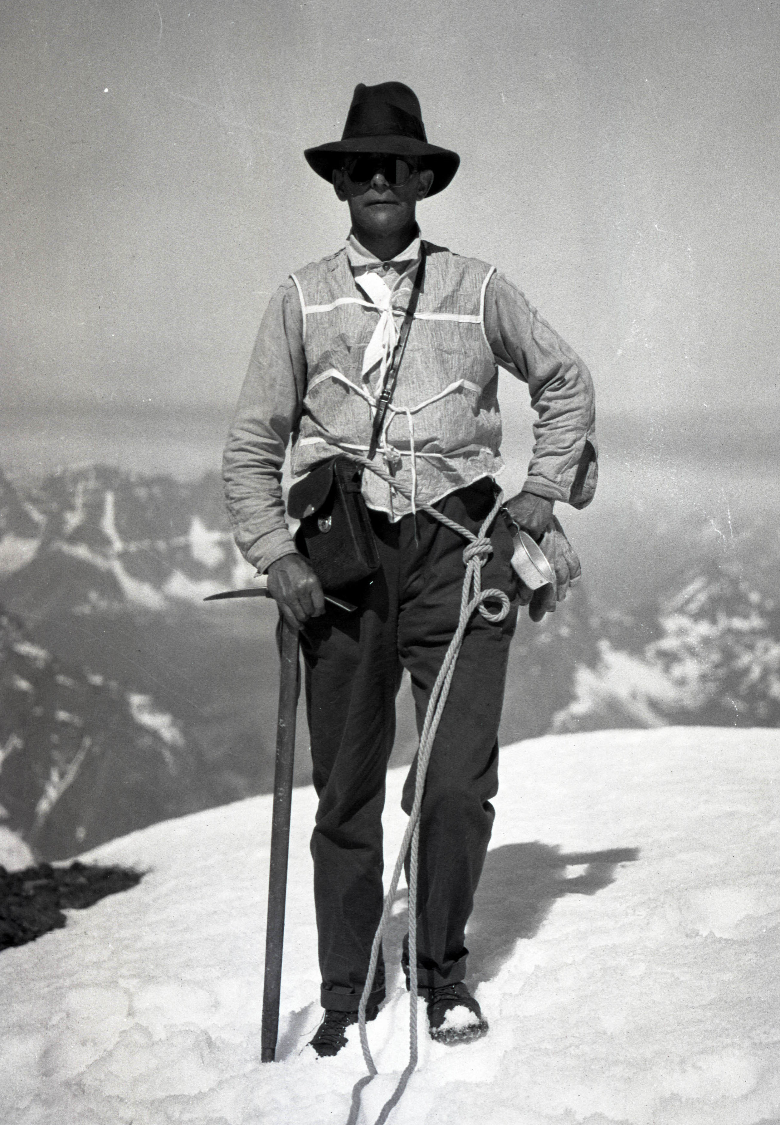 From the collections of the American Alpine Club