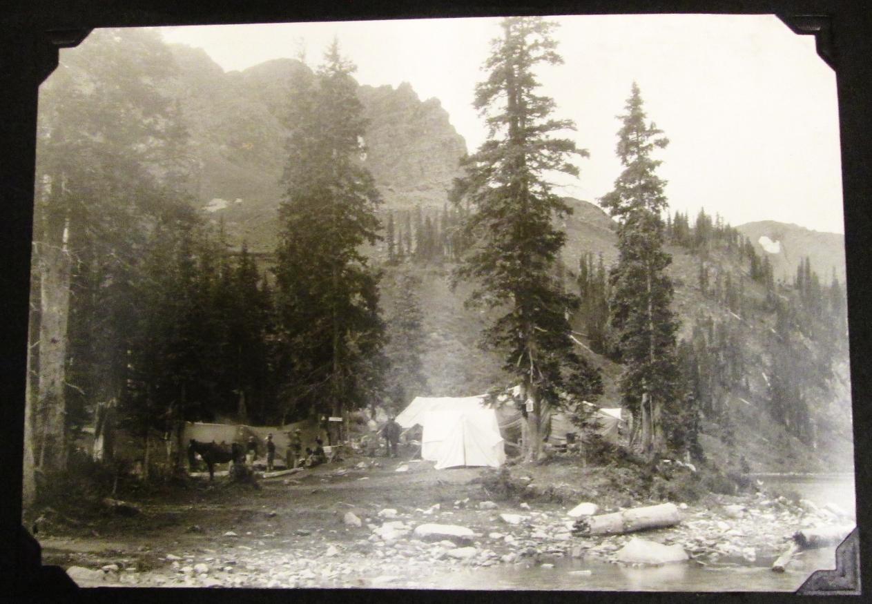Snowmass Camp 1933
