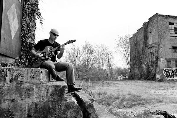"Bradley ""Chum"" Carter in his other life: musician. http://www.bradleycarter.net/music.html"