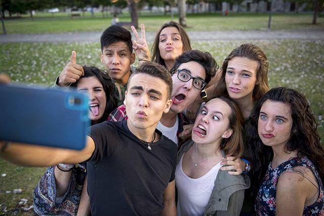 Selfie!!! ;) #ekie #pamplona #recursoseducativos #innovacionsocial #innovacioneducativa