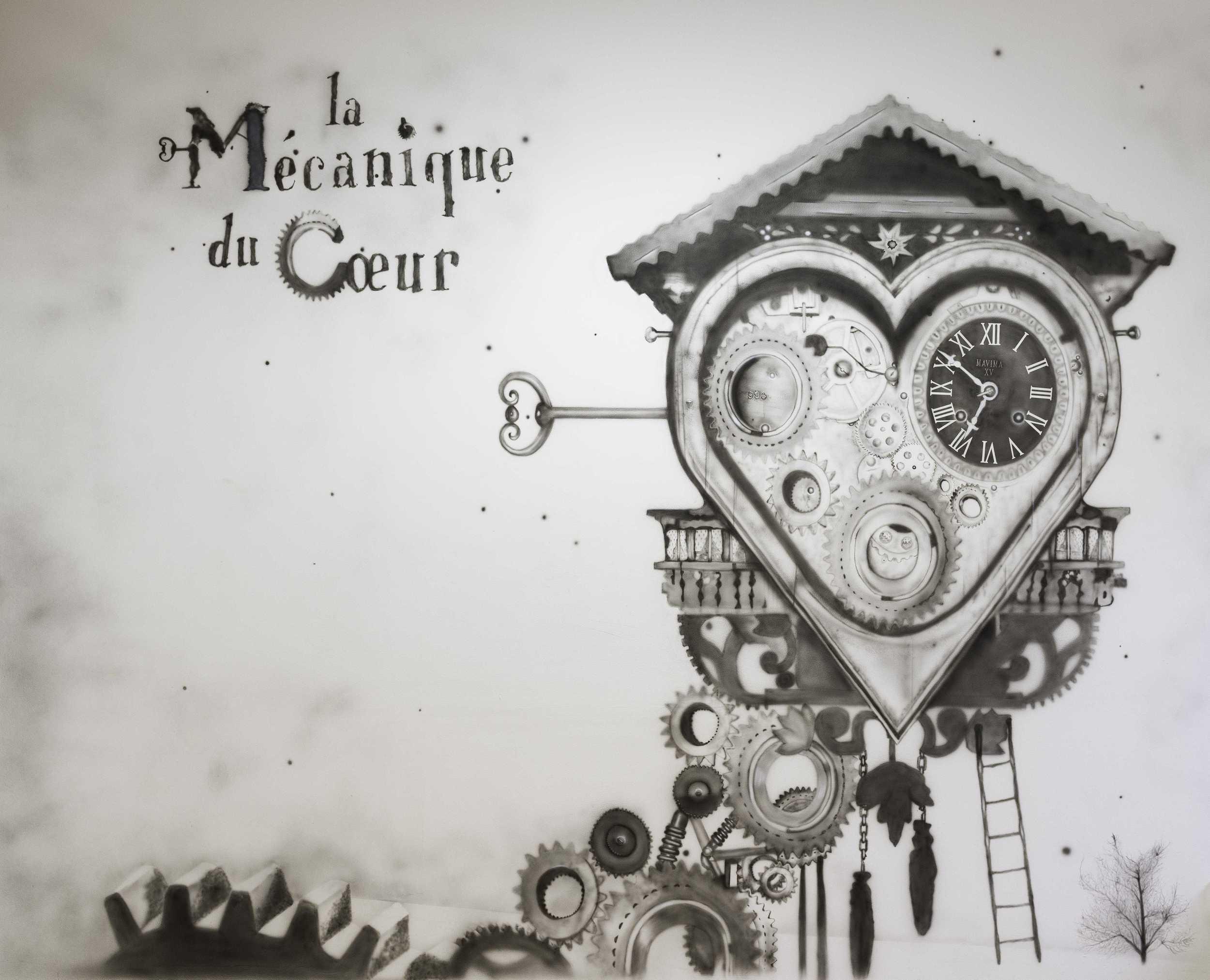 Mura la Mecanique du Coeur