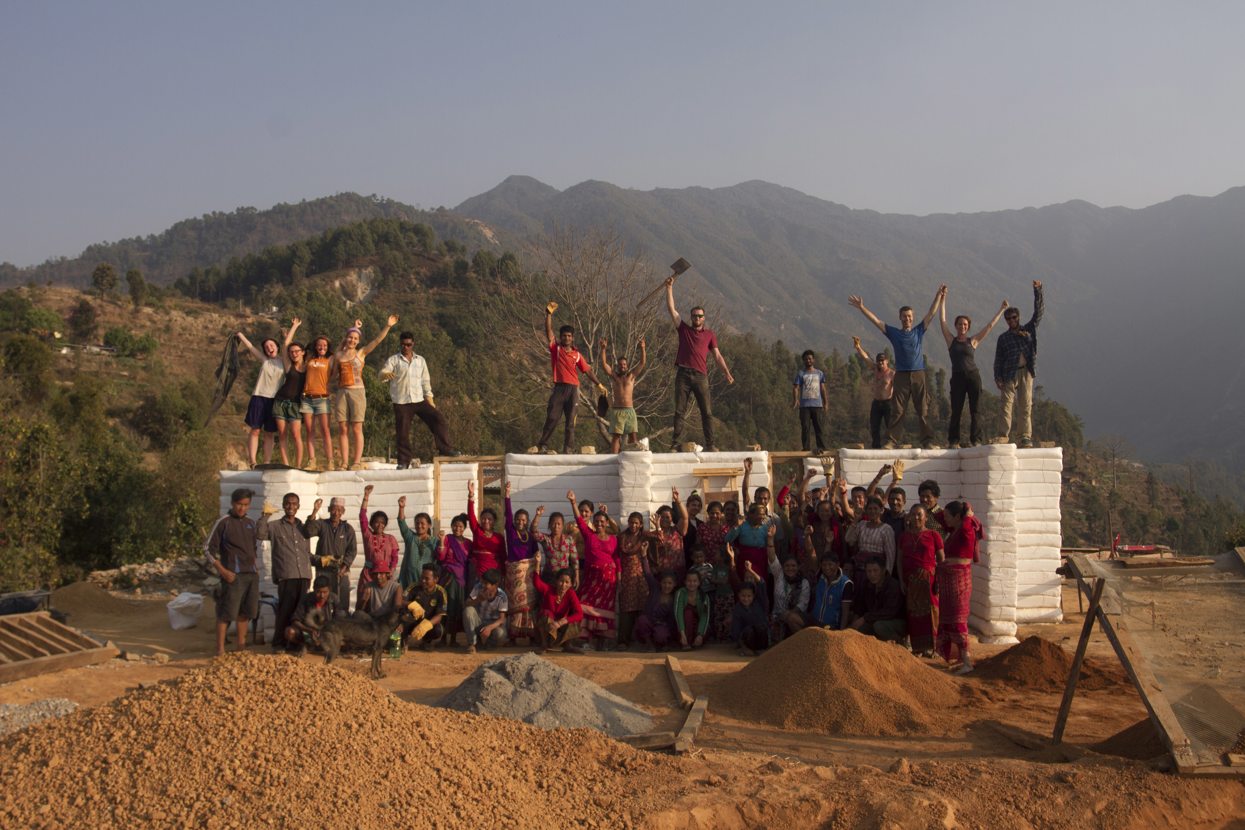 A New Era in Sustainable Building    Donate