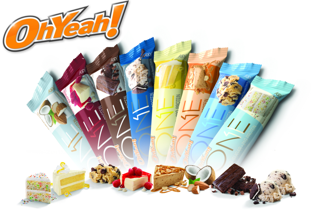 Oh Yeah! Nutrition: ONE Bars