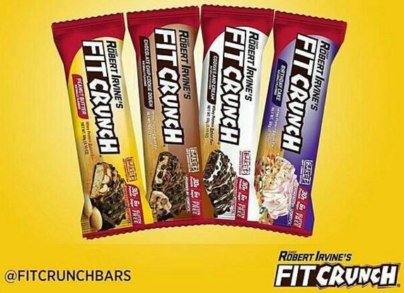 Met Rx: Fit Crunch Bars