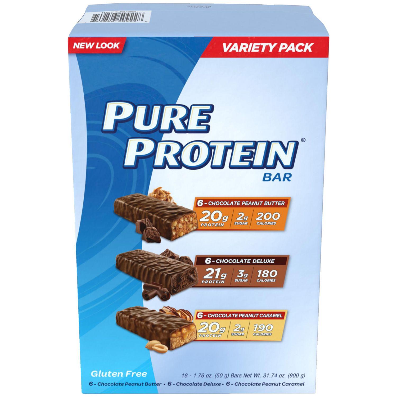 Pure Protein: Pure Protein Bars
