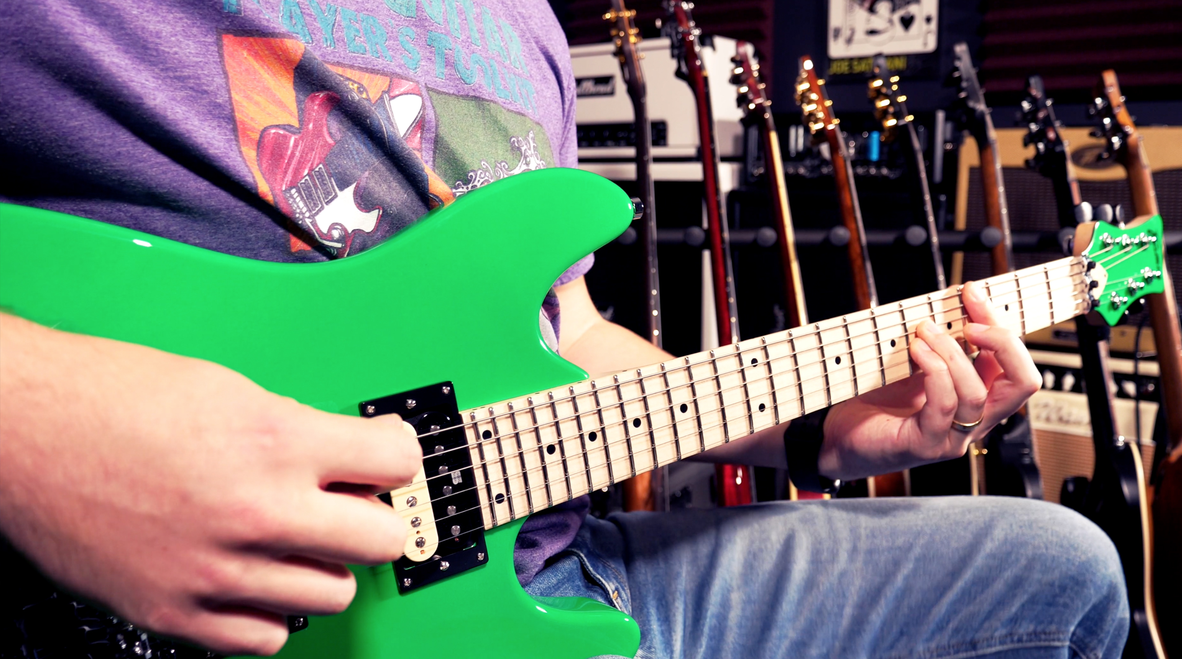 MELODIC MINOR SCALE - The Melodic Minor Scale is your first step into the world of becoming a more advanced guitarist from a music theory perspective, because it challenges your ear to absorb sound in a way that is probably not familiar to you. With just one note differentiating the Melodic Minor Scale from the Major Scale, you'll expand your pallet of musical exploration exponentially.