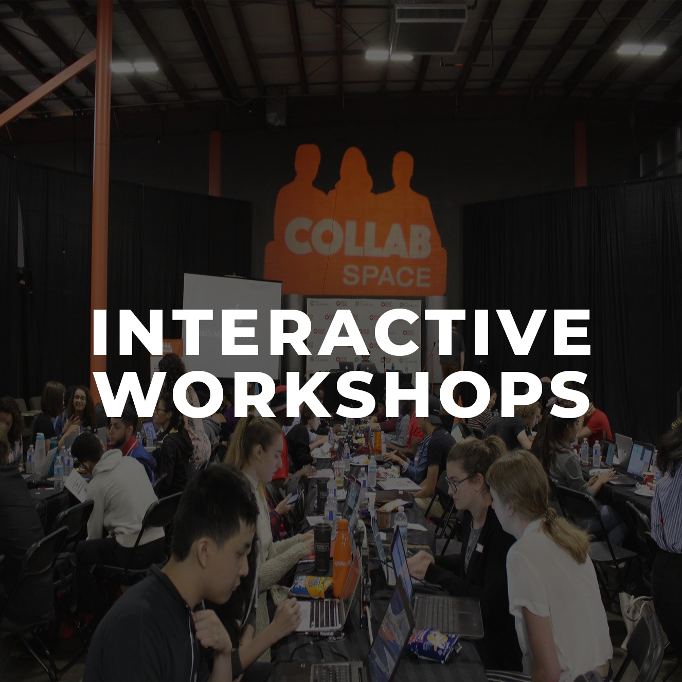 Work in small groups with other like-minded attendees to dig deeper into specific skills, new methodologies and turning ideas into solutions.