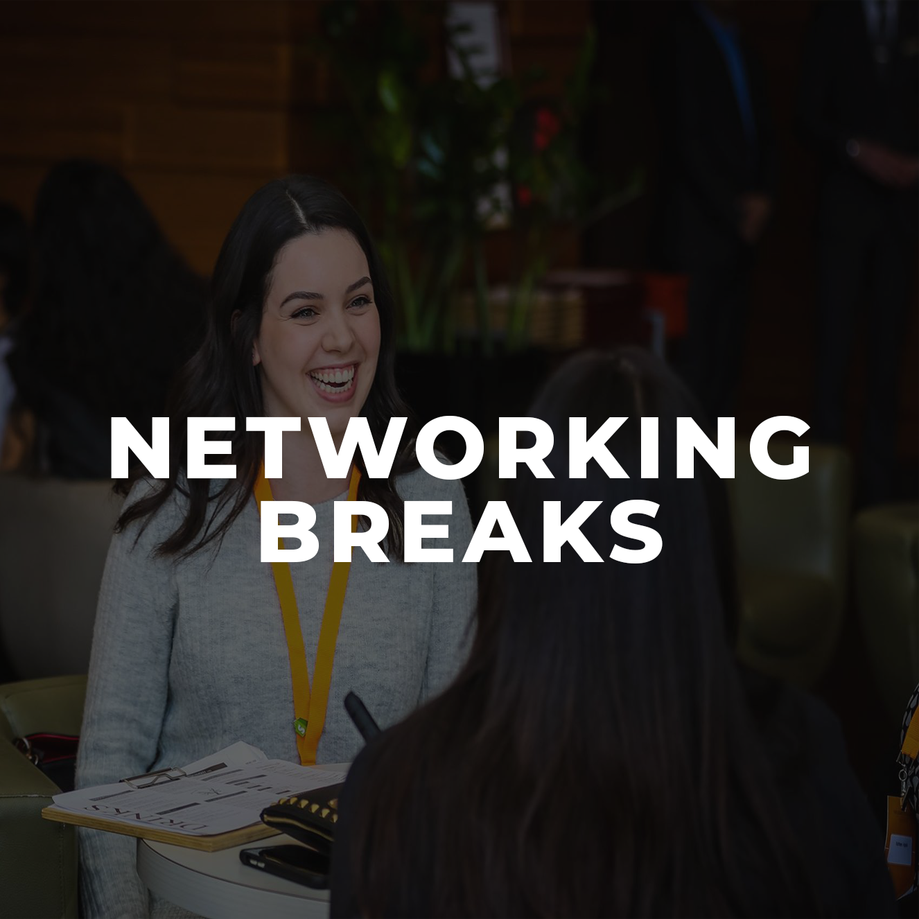 Each year, Legacy brings in 800+ like-minded students from all-across Canada. Facilitate meaningful conversations by networking with good company, and learn from one another.