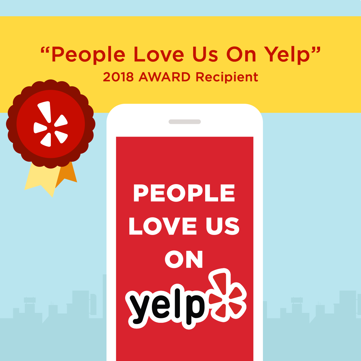 Review us on Yelp -